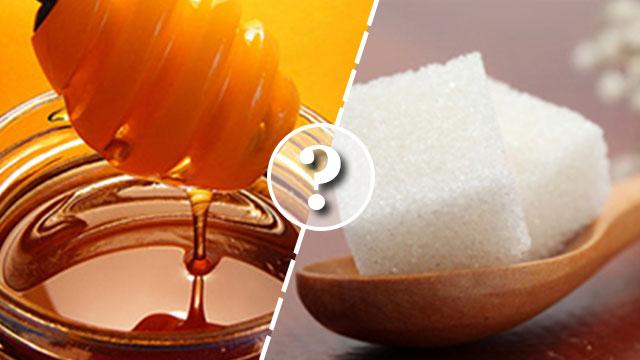 miele-zucchero